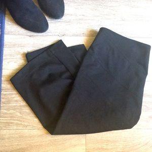 Black Pencil Skirt Size L